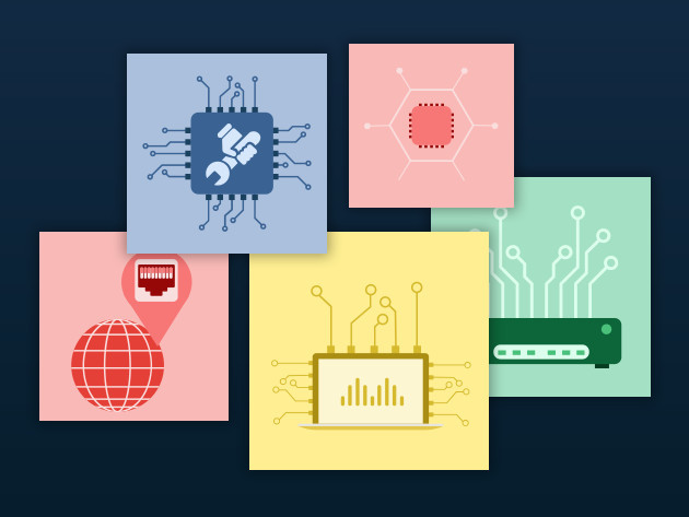 98% off the Complete CCNA, CCNP & Red Hat Certification Training Bundle